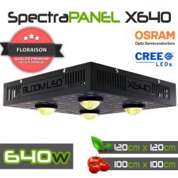 SpectraBULB X20 - Ampoule horticole blanche pour plantes vertes