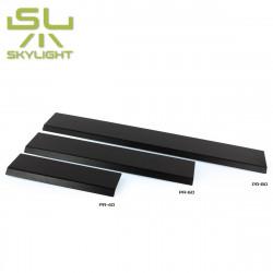 Pack Plantes ou mur végétal 4m² - 4x 45W sur rail 100cm