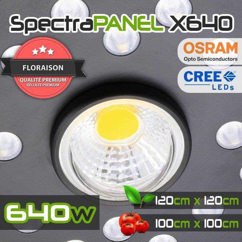 Pack support ampoule plantes Gu10