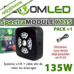 Pack - Ampoule 30W + câble avec prise