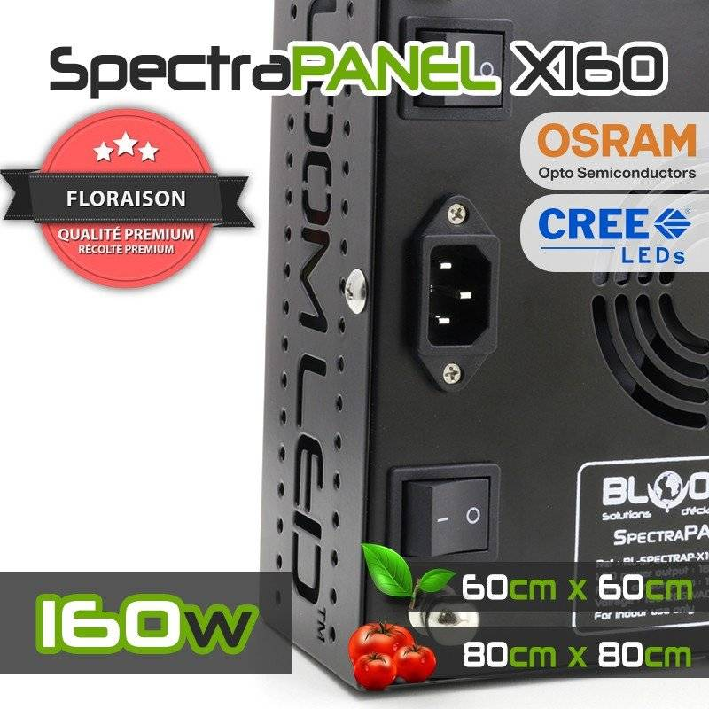 SpectraLINE 60cm - 14W - LED horticultural lighting for cuttings and young plants indoors